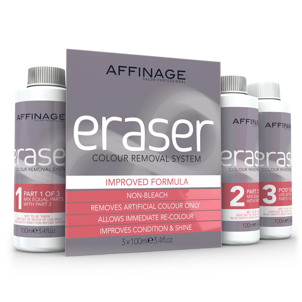 Eraser Affinage Salon Professional